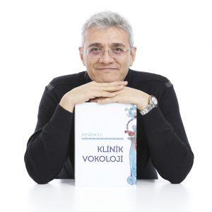 Dr. İlter Denizoğlu tarafından yazılan Klinik Vokoloji kitabı